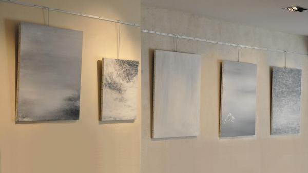 2a l artiste peintre verena von lichtenberg de paris et l exposition d art a bruges a la galerie erasmus s des oeuvres d art en galeries d art et musees
