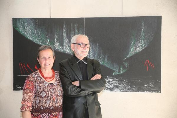 the erasmus s utopia art galerie Suzanna Dusautoire et Bob Vanantwerpen