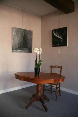 33 l exposition d art nord licht de l artiste peintre verena von lichtenberg des tableaux et oeuvres d art a la galerie art expression
