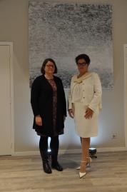 34 3une exposition d art et de peinture de l artiste peintre verena von lichtenberg elle est en galerie d art et de peinture au louvre grand palais a tokyo new york moscou madrid