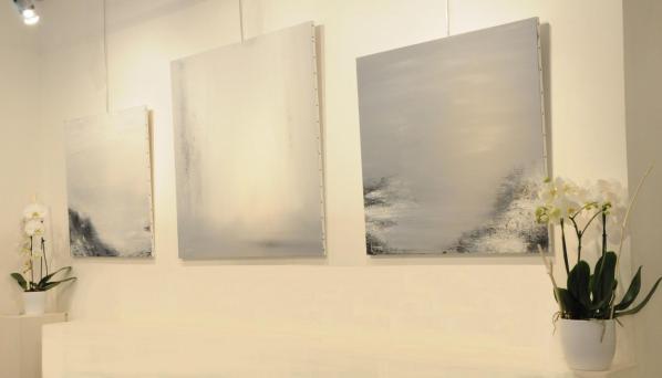 35a verena von lichtenberg artiste peintre une exposition d art moderne a paris a la societe des poetes francais