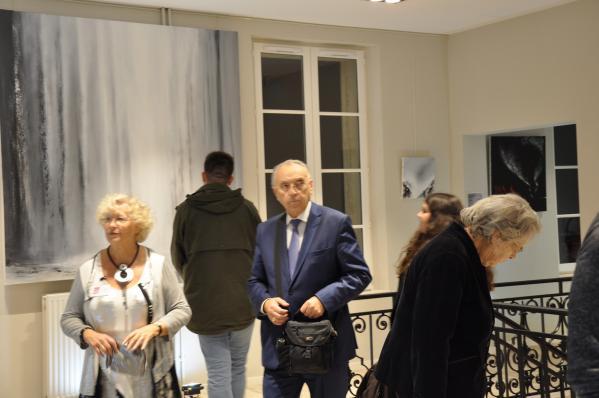 35une exposition d art et de peinture de l artiste peintre verena von lichtenberg elle est en galerie d art et de peinture au louvre grand palais a tokyo new york moscou madrid