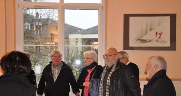 37 l exposition d art de l artiste peintre veren avon lichtenebrg est a jonchery sur vesle