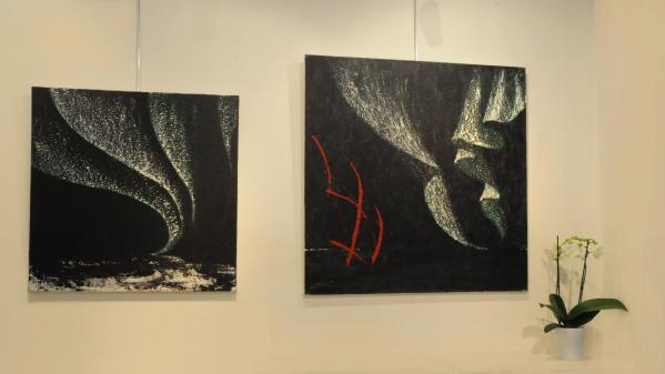 38a verena von lichtenberg artiste peintre une exposition d art et de peinture a paris avec des oeuvres en galeries d art et musees