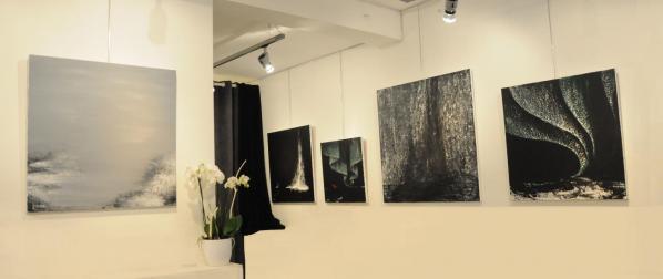 39a une exposition d art moderne de l artiste peintre verena von lichtenberg de paris