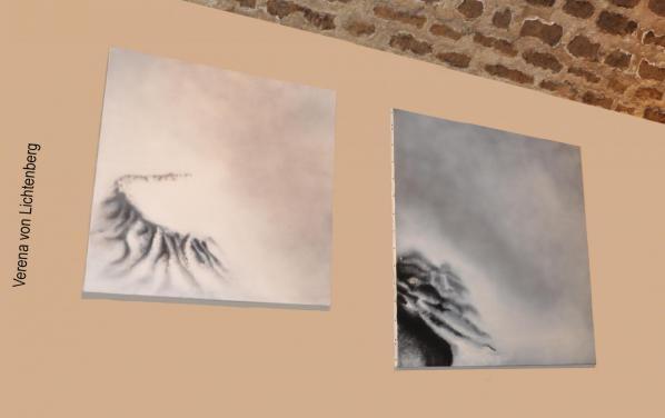 4 eine kunstausstellung in paris in der eglise de la madeleine und die bilder der malerin verena von lichtenberg