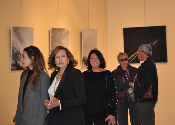 41 une exposition d art et de peinture de paris est a madrid