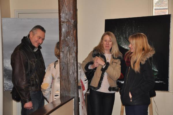 42 l exposition d art confrontation de l artiste peintre verena von lichtenberg a la galerie d art art expression a auxerre