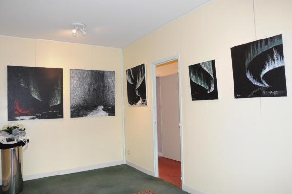43 l exposition d r nord licht de l artiste peintre verena von lichtenberg a la galerie d art art expression a auxerre