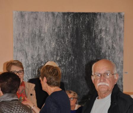 44 une artiste peintre est a jonchery sur vesle verena von lichtenberg et l exposition d art nord licht