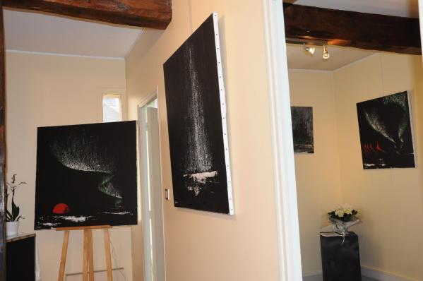 48 les tableaux et oeuvres d art nord licht de l artiste peintre verena von lichtenberg une exposition d art a la galerie d art art expression