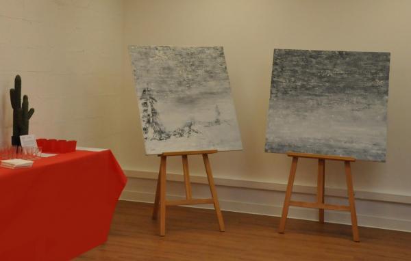 5 cultura une exposition d art de l artiste peintre verena von lichtenberg sortons l art des musees