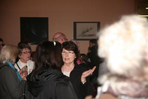 51 die malerin und kunstlerin verena von lichtenberg ist mit ihren kunstwerken und bilder in reims in der champagne