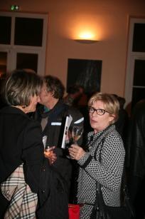 57 die kunstausstellung der malerin verena von lichtenberg ist in der champagne in jonchery sur vesle