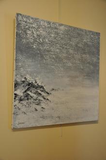 57 l artiste peintre verena von lichtenberg et les oeuvres d art lumiere australe une exposition d art a la galerie d art art expression a auxerre