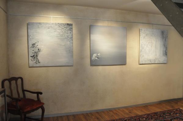 5a die kunstausstelung der malerin verena von lichtenberg aus darmstadt hessen ist in brugge in der galerie d art erasmus auch zu sehen in museen 2