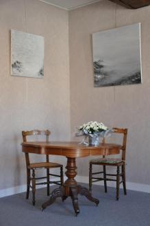 6 die austellung lumiere australe der malerin verena von lichtenberg aus strasbourg im elsass ihre bilder werke und gemalde in der galerie art expression in der bourgogne