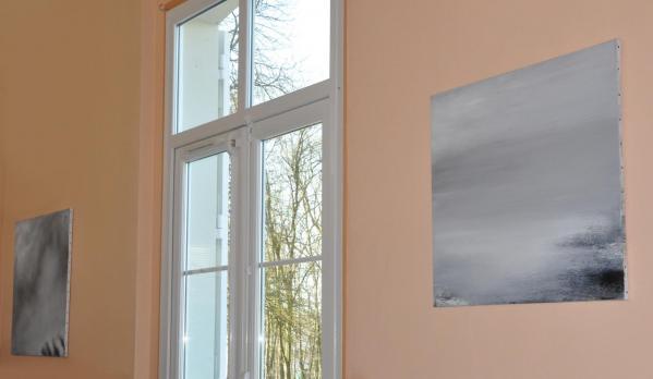 6 oeuvres d art moderne lyrique de l artiste peintre verena von lichtenberg