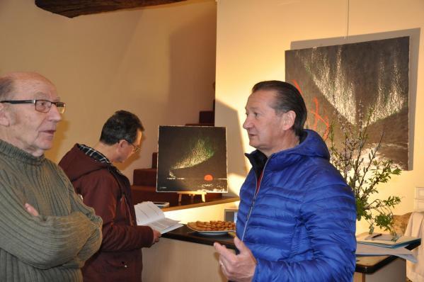 60 une exposition d art a la galerie d art art expression les tableaux et oeuvres d art de l artiste peintre verena von lichtenberg