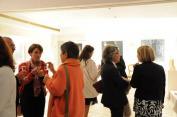 65b l exposition d art de l artiste peintre verena von lichtenberg a saulieu en bourgogne avec les musees d art