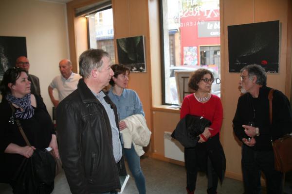 66 l exposition d art nord licht a la galerie art expression a auxerre une exposition d art de l artiste peintre verena von lichtenberg