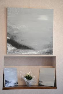 7 die malerin verena von lichtenberg aus strasbourg und ihre ausstellung lumiere australe in der galerie art expression in der bourgogne farben pigmente und bilder aus der antarkti