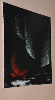 84 die malerin und kunstlerin verena von lichtenberg und ihre kunstausstellung nord licht bilder und gemalde des nordens