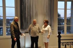 9 1 jean marc le rudelier maire de buc versailles et l artiste peintre verena von lichtenberg artiste peintre ses oeuvres d art en galeries et muse es d art