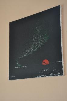 90 die malerin verena von lichtenberg aus strabourg und ihre kunsausstellung nord licht bilder und gemalde des nordens