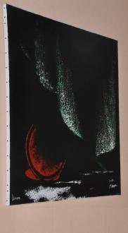 94 die kunstlerin und malerin verena von lichtenberg und ihre ausstellung nord licht in den museen und galerien in der champagne bei reims sind die bilder in jonchery sur vesle zu