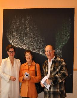 95die malerin und kunstlerin verena von lichtenberg und ihre bilder sind in den museen und galerien zu sehen ind der champagne sind sie in jonchery sur vesle bei reims