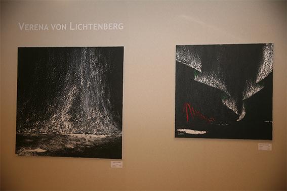 les tableaux oeuvres d 39 art et peinture de l 39 artiste peintre verena von lichtenberg dans le nord. Black Bedroom Furniture Sets. Home Design Ideas