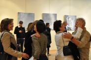 A2 les tableaux d art de l artite peintre verena von lichtenberg une exposition d art a madrid