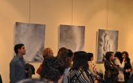 A3 les tableaux d art de l artite peintre verena von lichtenberg une exposition d art a madrid