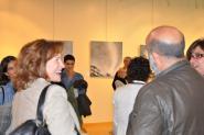 A6 les tableaux d art de l artite peintre verena von lichtenberg une exposition d art a madrid