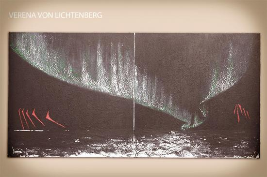 C une exposition d art dans le nordpas de calais avec l artiste peintre verena von lichtenberg et ses oeuvres d art peinture et tableau