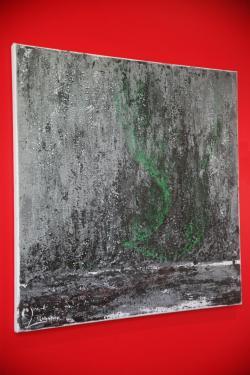 Die malerin verena von lichtenberg und ihre ausstellung nord licht in saint quentin en yvelines eine stadt der modernen kunst