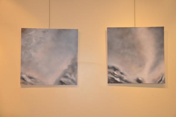 Exposition d art et de peinture a madrid alalpardo verena von lichtenberg artiste peintre de paris