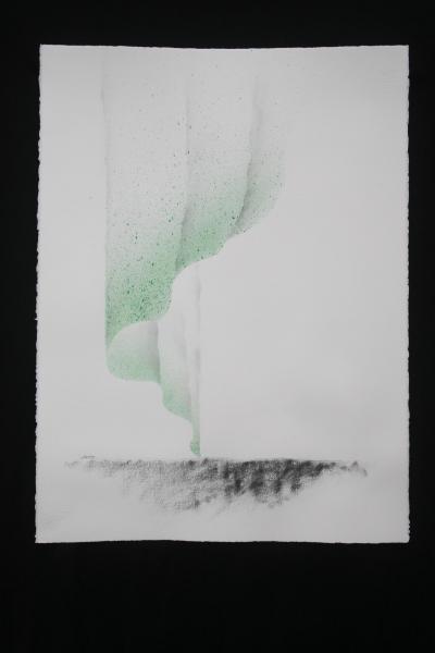 G verena von lichtenberg artiste peintre et nord licht les lumieres du nord