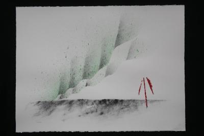 K l artiste peintre verena von lichtenberg et les tableaux et oeuvre d art lumieres du nord