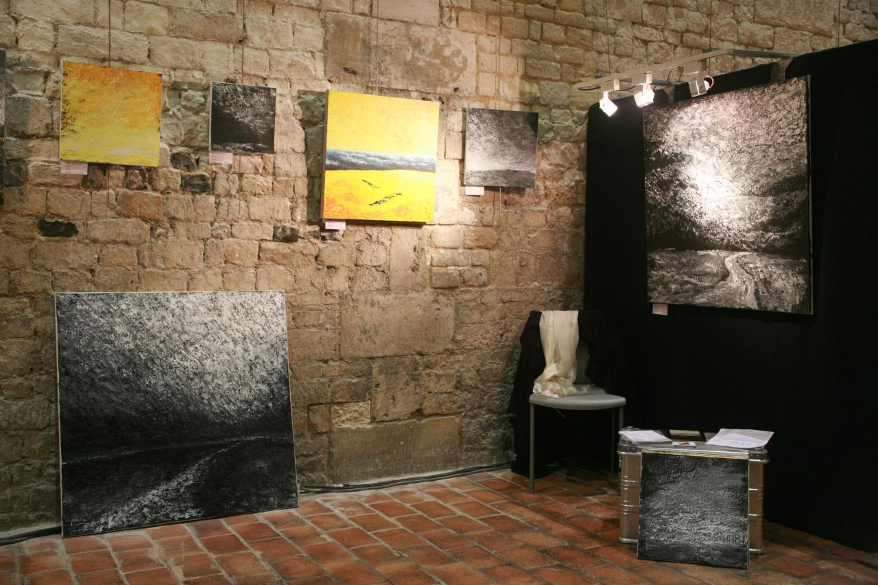 Salon des artistes contemporains de honfleur for Artistes peintres connus