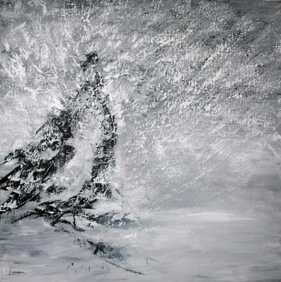 Liberte un tableau de l artiste peintre verena von lichtenberg 1