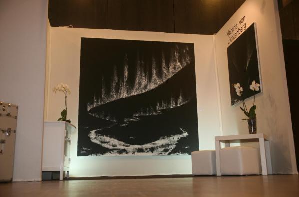 Nord licht les tableaux et oeuvre d art de l artiste peintre verena von lichtenberg au louvre a paris 2