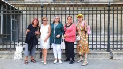 Paris la madeleine exposition d art verena von lichtenberg