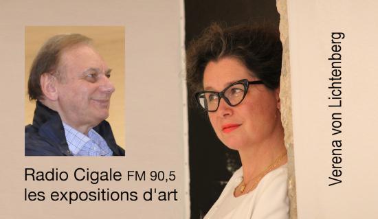 Radio cigale la radio reims verena von lichtenberg artiste peintretokyo new york paris moscow