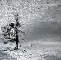 Revelation un tableau d art de l artiste peintre verena von lichtenberg 1