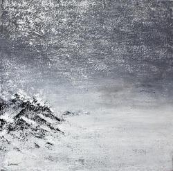 Royaume de solitude une oeuvre d art de l artiste peintre verena von lichtenberg 1