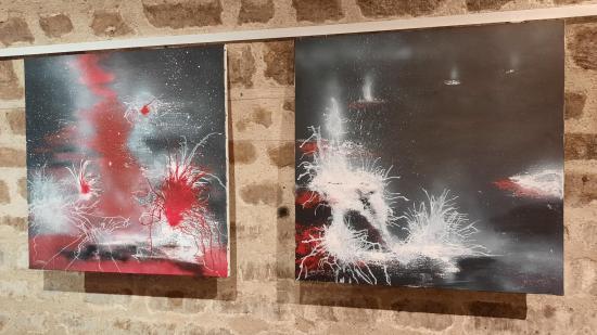 Verena von lichtenberg oeuvres d art exposition paris