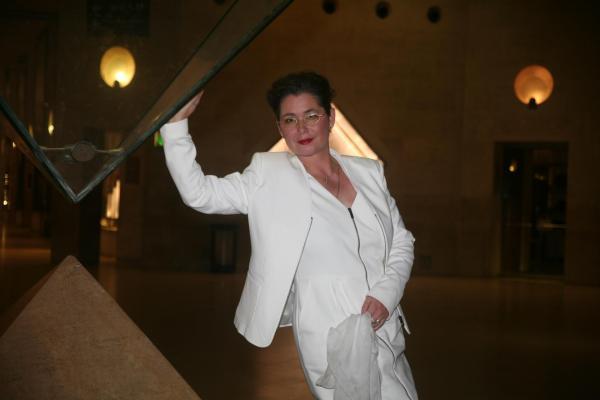 Verena von lichtenberg une artiste peintre de paris ses tableaux d art et de peinture au louvre exposition d art et de peinture