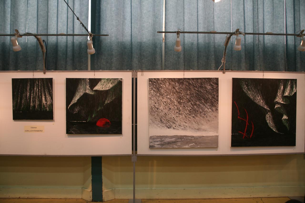 Verena von lichtenberg artiste peintre a lestrem for Artiste peintre arras